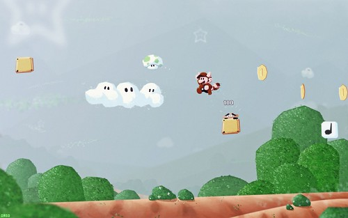 Mario bros 3