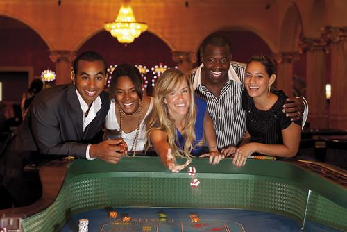 Saint-Martin - casino