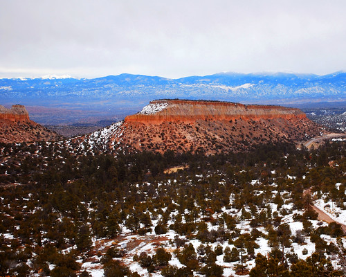 Los Alamos Overlook