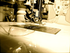 Sewing Machine. (heatherm815) Tags: thread dof sewingmachine narrowdepth