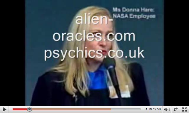 Donna Hare NASA Employee