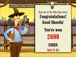 free Western Wildness slot bonus game