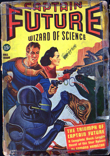 Captain Future: Wizard of Science