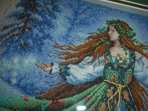 Crosstitch Detail