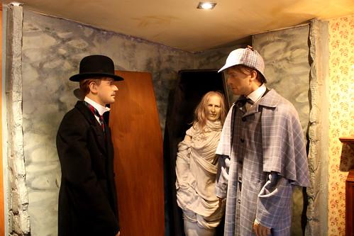 Sherlock Holmes Museum 福爾摩斯博物館