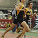 Michael Conley of Daniel Hand during the men's 1600m