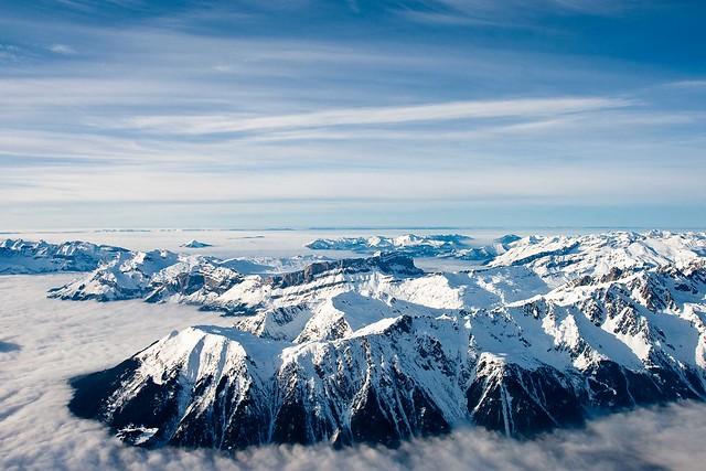 Mar de Nubes II