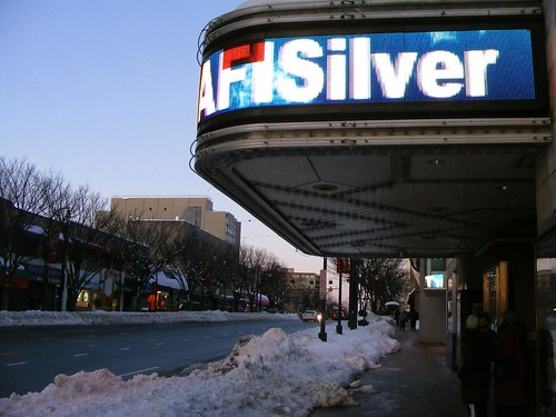 AFI Silver Marquee