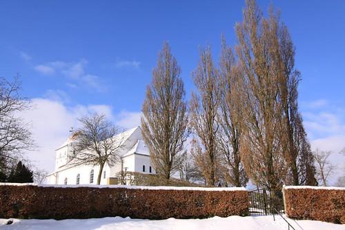 Church, betw. Aabenraa and Haderslev, Denmark.