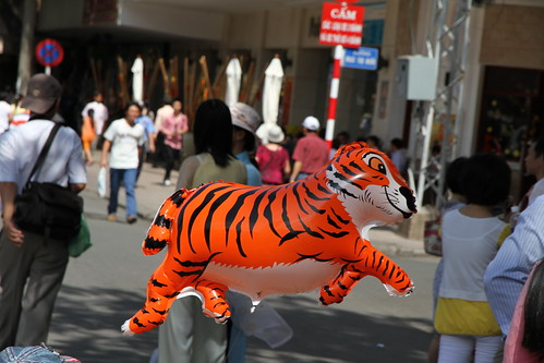 Tet Year of the Tiger Balloon, Vietnam