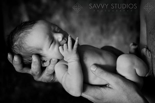 Caleb's newborn images