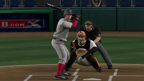 MLB 10: The Show Catcher Calling the Game 4