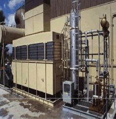 Concentrator Thermal Oxidizer