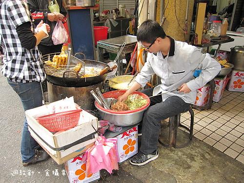 國華街三段169號春蚵嗲攤位1