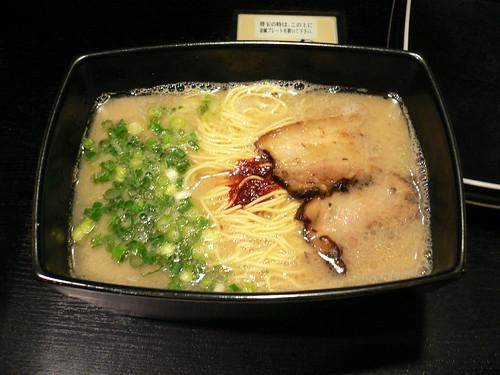 一蘭 ラーメン(重箱)