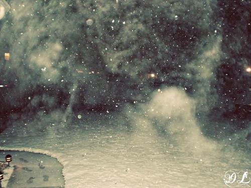 Snow Fog