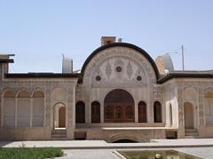 Kashan, Tabatabai House (5) (Prof. Mortel) Tags: iran kashan