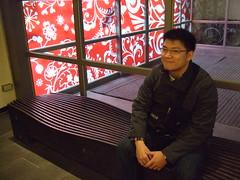 2010.2.17 凱斯來拜年+逛美術館012 (kase-ballking) Tags: 企鵝 台中 國立台灣美術館 kase