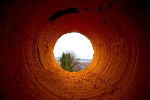 A brand new hole