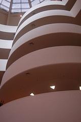 Guggenheim Museum, New York, New York