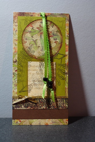 Card/bookmark