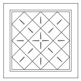 Burst pattern