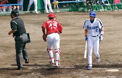 DSC_5517 (dragonsfanatic) Tags: camp training geotagged spring baseball dragons chunichi okinawa  eagles goldeneagles ballpark chatan 2010  rakuten        geo:lat=26311680 geo:lon=127758360