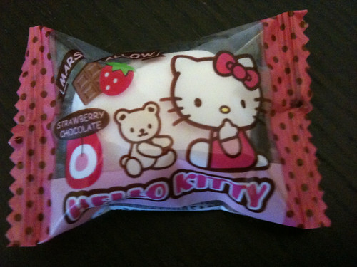 Hello, Strawberry Kitty!