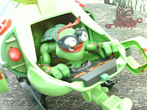 Teenage Mutant Ninja Turtles :: SHELL SUB..; Hatch
