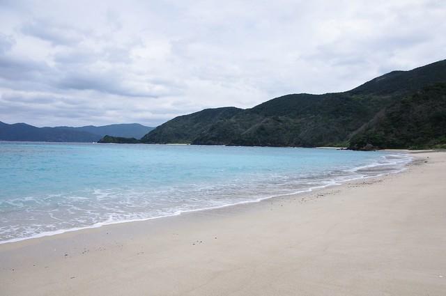 Saneku beach