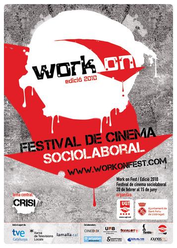workonfest poster