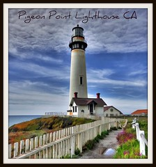 Pigeon Point Lighthouse CA