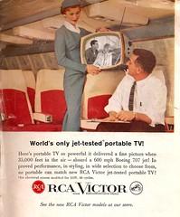 RCA Victor ad, 1958