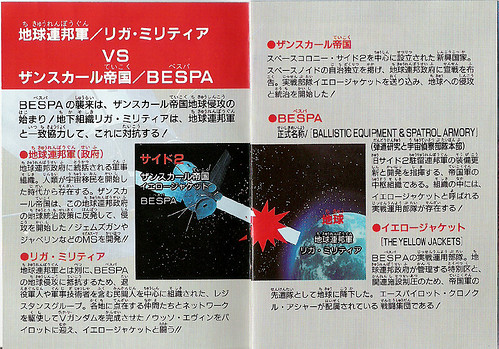 Bandai MS in Pocket - Catalog Page 2