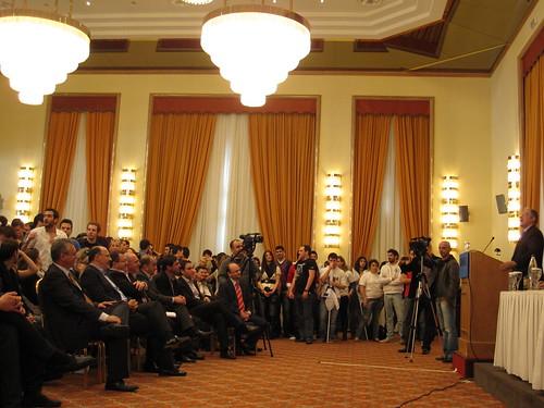 Ομιλία του Γραμματέα της Κοινοβουλευτικής Ομάδας της Νέας Δημοκρατίας κ. Κώστα Τασούλα