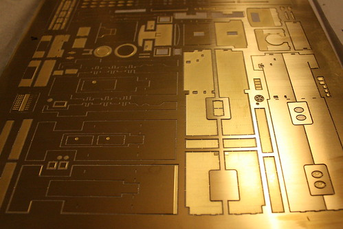 ZF test etch