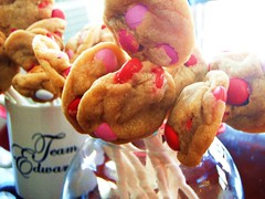 chocolate chip cookie lollipop - cookie bouquet (valentine's day) - 29