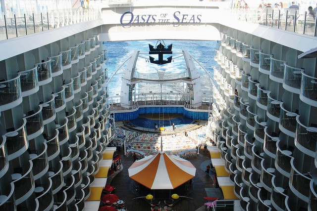 Oasis of the Seas from Royal Caribbean