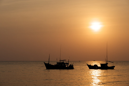 Sunset on Phu Quoc - 1