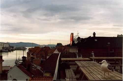 Vistas desde el Albergue