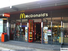 McDonald's Amsterdam Osdorpplein 126 (The Netherlands)