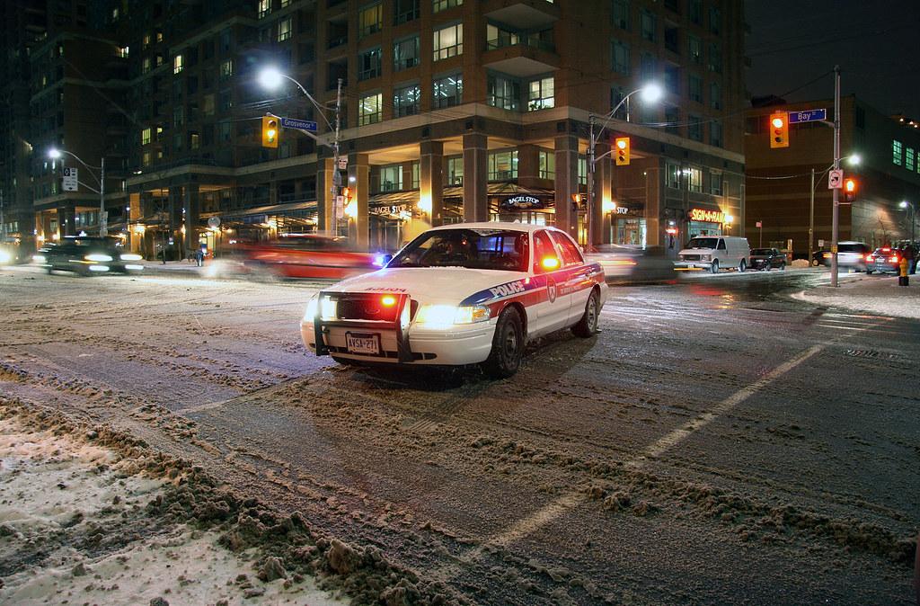 Toronto Police Slicktop