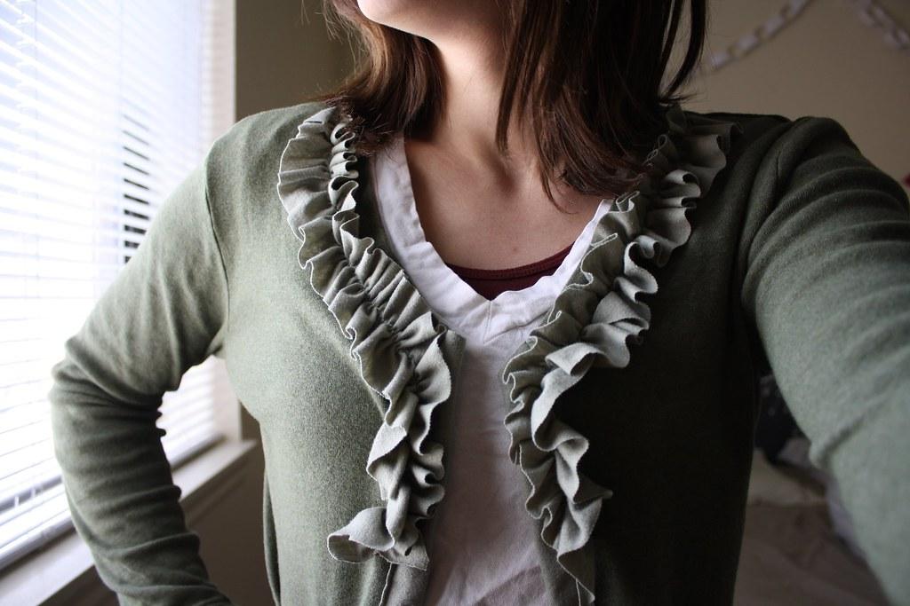 sweater!