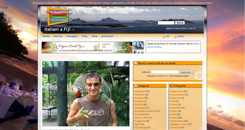Italiani a Fiji .it - the most complete Italian guide / blog about the Fiji Islands