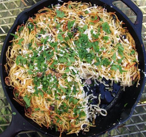 Wholly Foods: Sicilian Spaghetti Cake