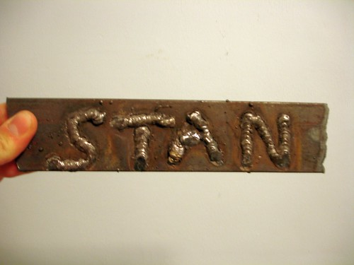 welded stan