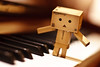 Do Re Mi.. (Ali Tse) Tags: toy toys amazon piano limited danbo revoltech jfigure danboard 阿楞