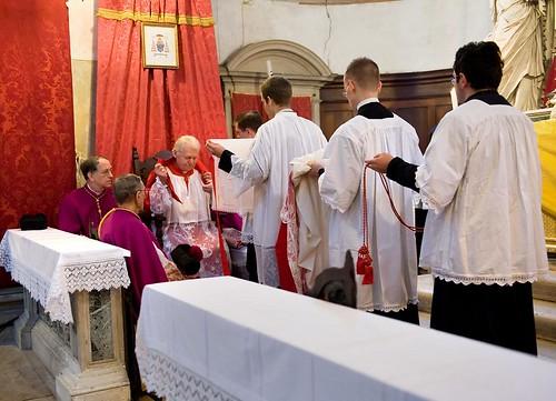 Visita pastorale alla parrocchia di San Simeon