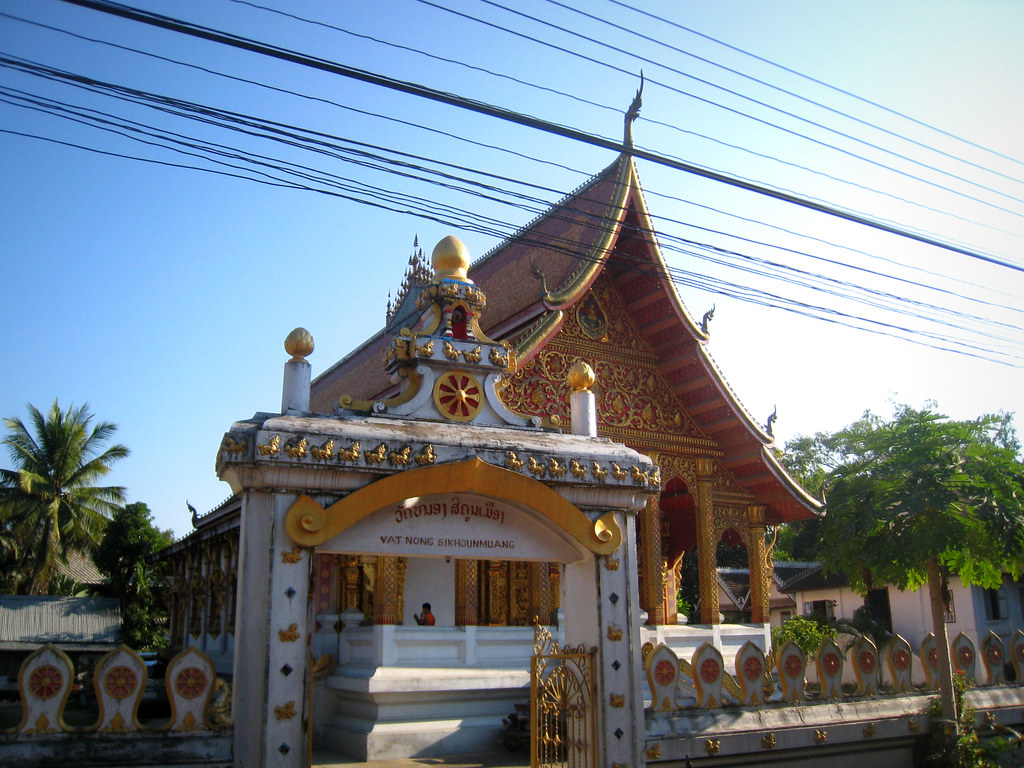 Vat Nong Sikhounmuang