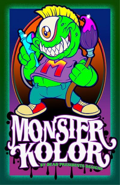 Monster Kolor by Dead Presidents